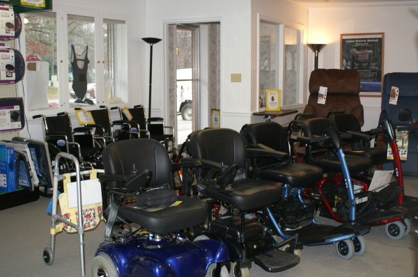 Wheelchairs, Walkers, Scooters, Lift Chairs, Hospital Beds